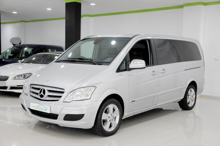 Mercedes-VIANO 2.2 CDI - Trend Largo 163 CV