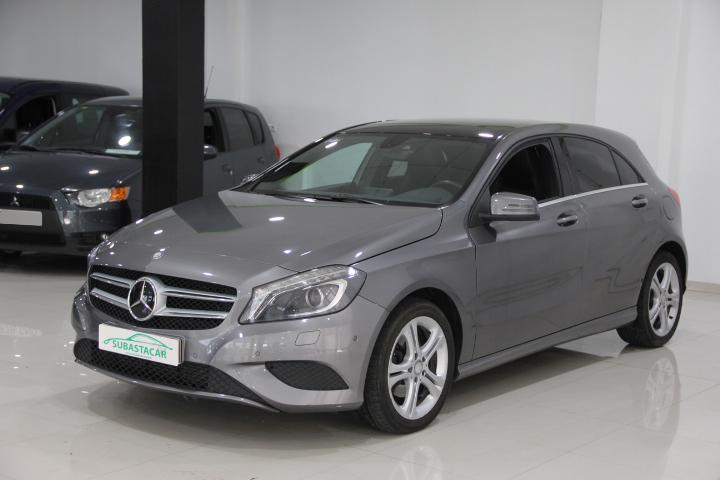 Mercedes-A 200 CDI BE AMG Sport(W-176)