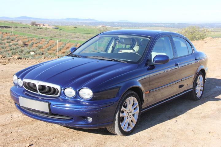Jaguar X-TYPE 2.5 V6 - Executive - Sport