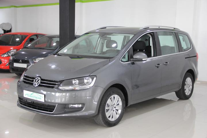 Volkswagen-SHARAN 2.0 TDI Advance BMT 140