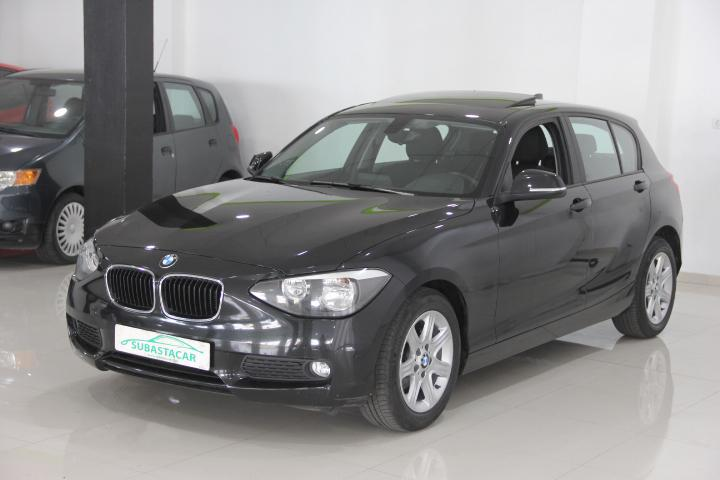 BMW 118 d Essential Plus Edition - 5p (F20)