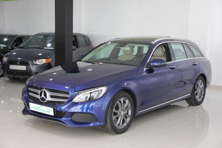 Mercedes C 300 Estate BT HYBRID (CO2 99)(S205)
