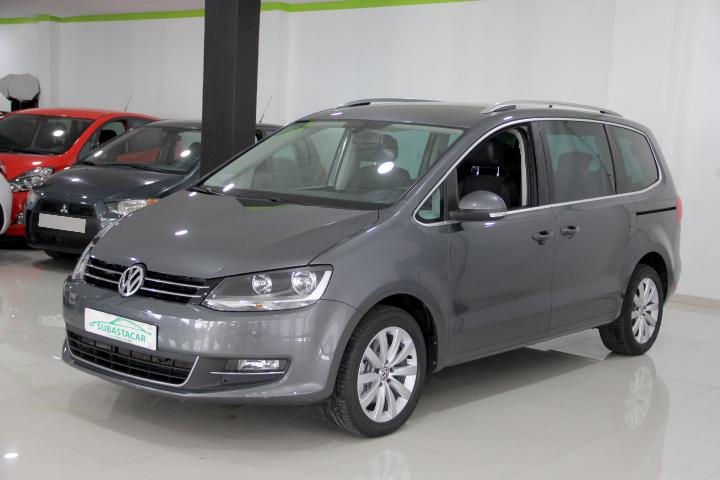 Volkswagen SHARAN 2.0 TDI Advance BMT 140