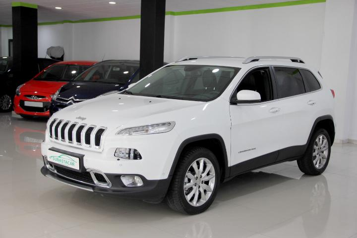 Jeep-Cherokee 2.0 Diesel Limited 4x4 Aut. 170