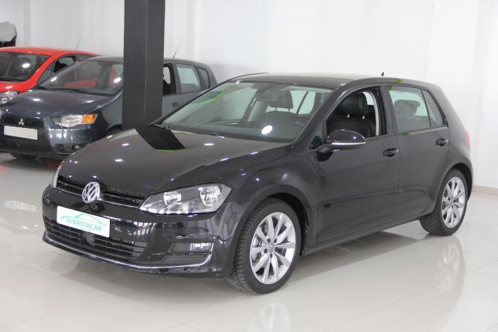 Volkswagen-GOLF VII 2.0 TDI CR BMT Advance DSG 150 5p