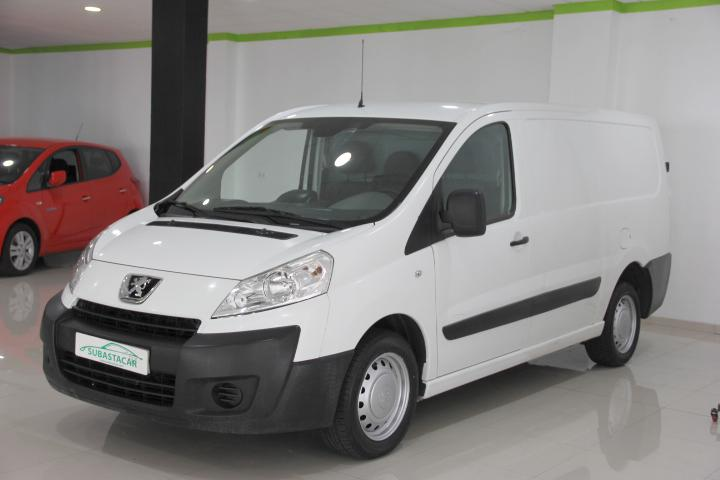 Peugeot-Expert VUL 229 2.0HDI Furgon 120CV