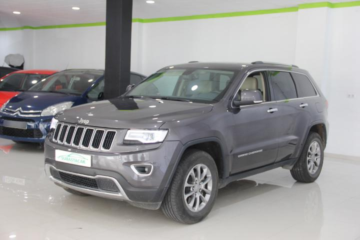 Jeep Grand Cherokee 3.0 CRD Limited 250