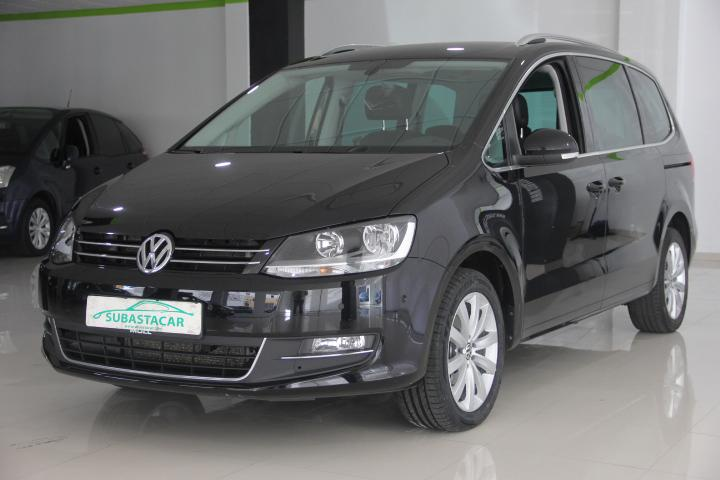 Volkswagen SHARAN 2.0 TDI Advance BMT DSG 140