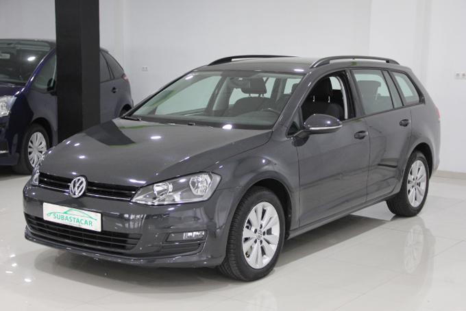 Volkswagen GOLF VII Variant 1.6 TDI CR BMT Advance 110