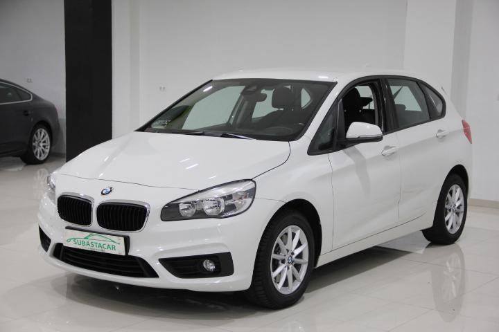 BMW 220 d Active Tourer Advantage Aut. (F45)