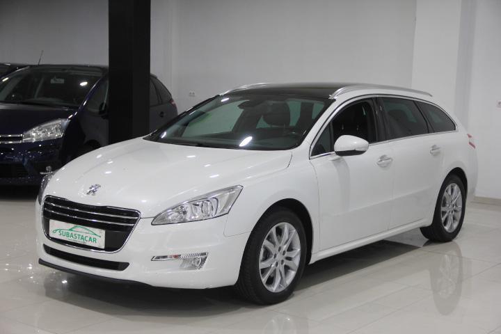 Peugeot-508 SW 2.0 HDI Allure Autom. 160