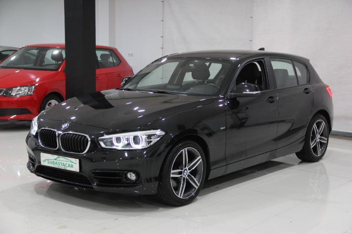 BMW-120 120 d Aut. - 5p(F20) Sport
