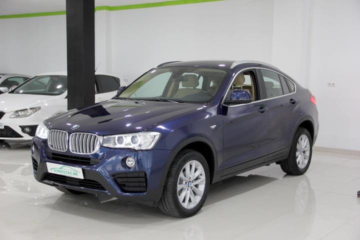 BMW-X4 xDrive 30d - - - - - - - - (F26)