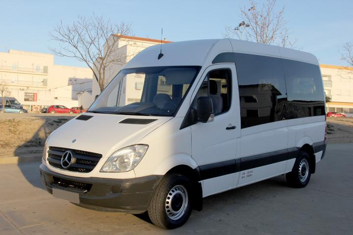 Mercedes SPRINTER Combi Medio 311 CDI