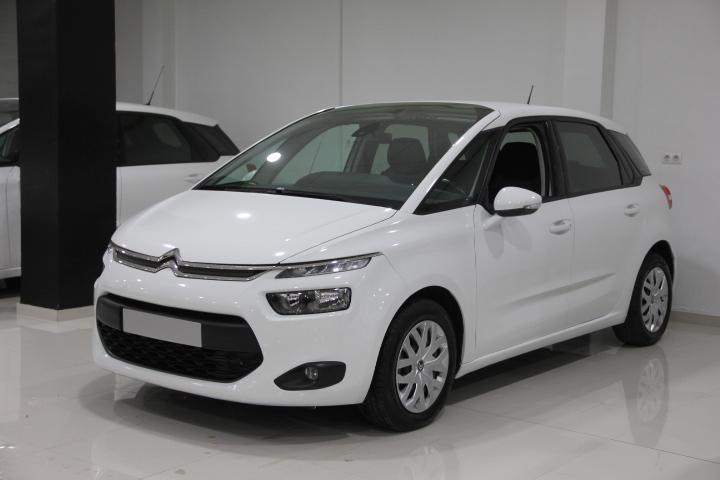 Citroën C4 Picasso 1.6 e-HDI 115CV ETG6 Seduction