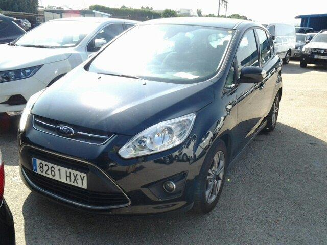Ford -  - C-MAX 1.6 TDCi Edition 115