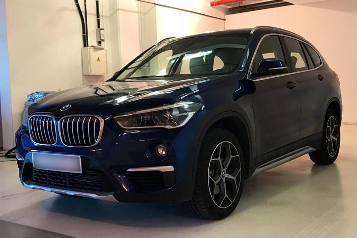 BMW X1 sDrive 18d - - - - - - - - (F48)
