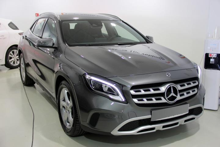 Mercedes GLA 220CDI Style 7G-DCT - - - - - - X156