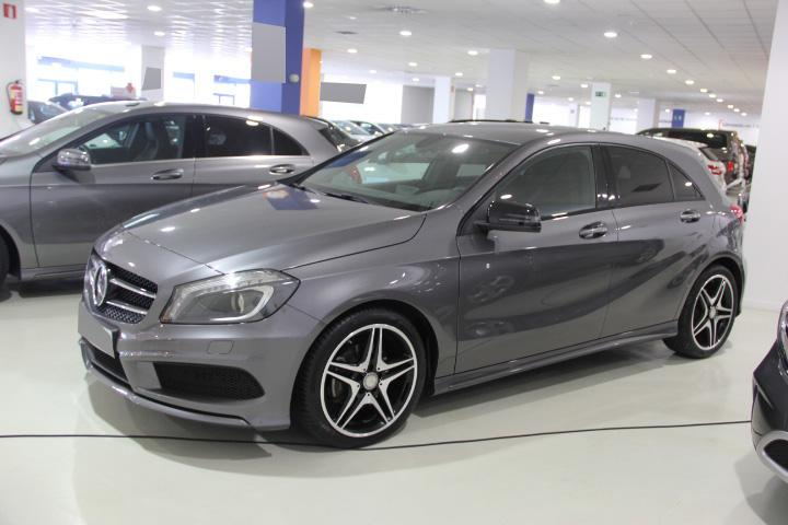 Mercedes A 200 CDI BE Style 7G-DCT(W-176)