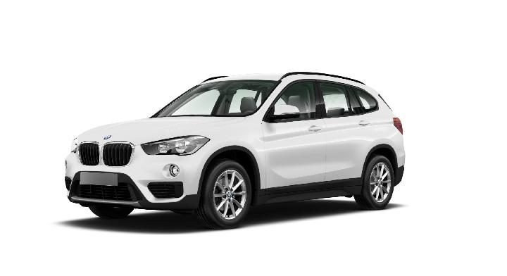BMW X1 sDrive 18d Steptronic - - - - - - - (F48)