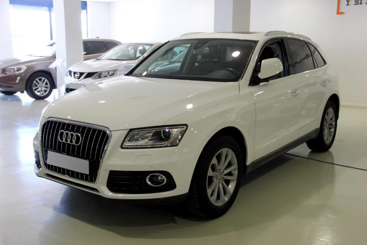 Audi Q5 2.0 TDI ultra Advanced Edition 150