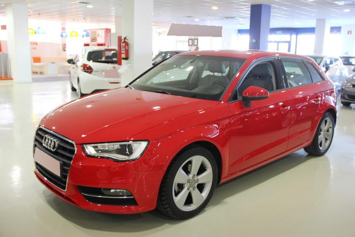 Audi A3 2.0 TDI Ambiente - Ambition - S-T 150