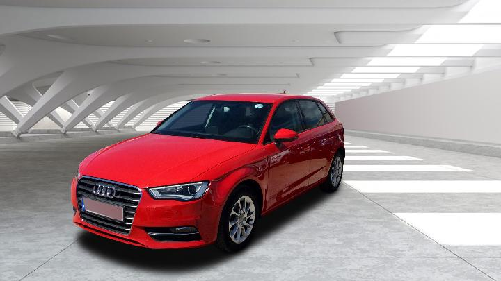 Audi A3 2.0 TDI Attracted 150