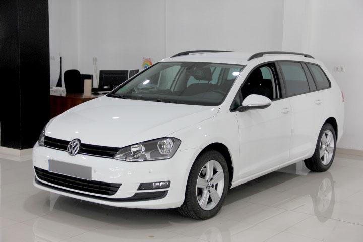 Volkswagen GOLF VII Variant 1.6 TDI CR BMT Advance 110