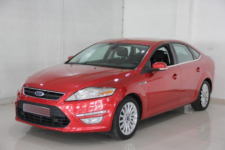 Ford MONDEO 2.0 TDCi Limited Edition 140 - 5p