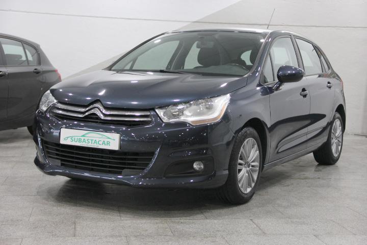 Citroën-C4 1.6 HDI Tonic