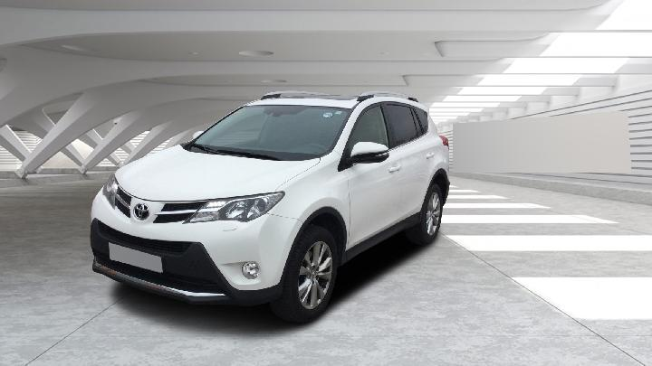 Toyota RAV4 150D AWD 4X4 EXECUTIVE