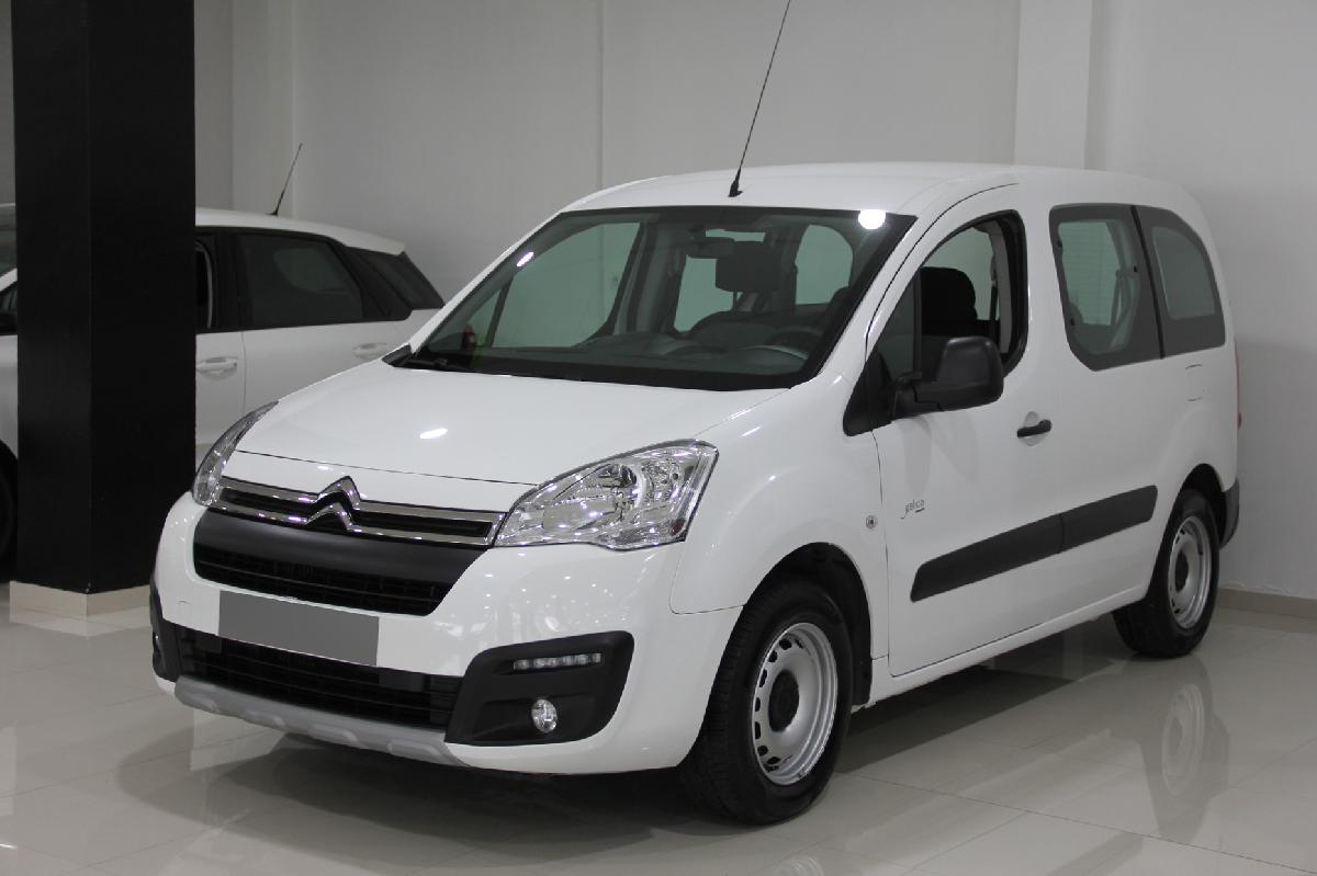 2018 Citroën Berlingo  Multispace Berlingo Multispace 1.6 BlueHDi Live Edition - 75 coche de segunda mano
