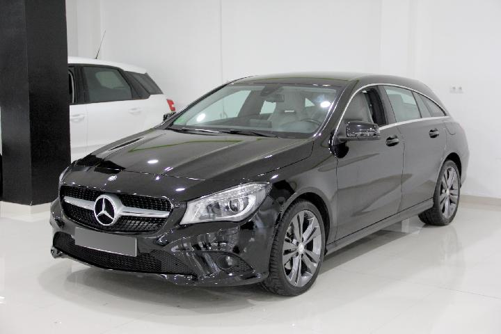 Mercedes CLA  220 CDI Aut. Urban Shooting Brake
