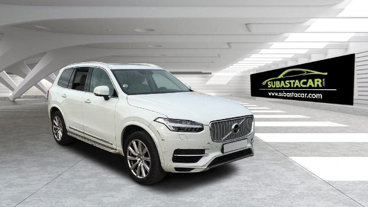 2016 Volvo XC90 XC 90 Híbrido T8 Twin Inscription AWD coche de segunda mano