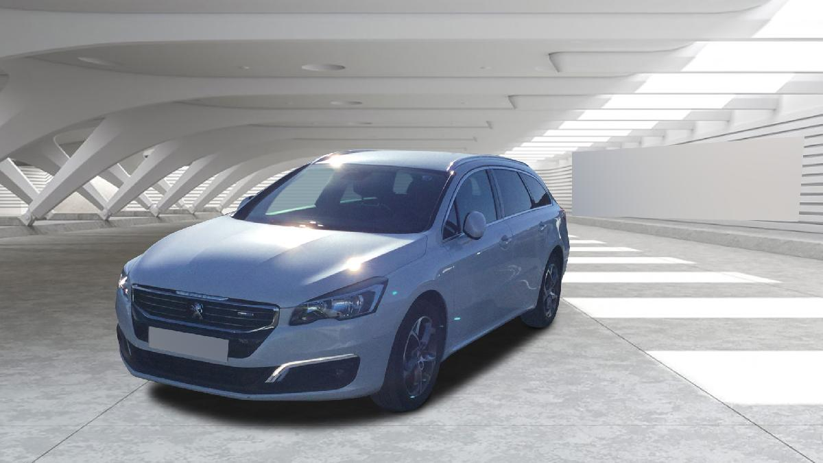 Peugeot 508 SW 1.6 BlueHDI Active 120 EAT6