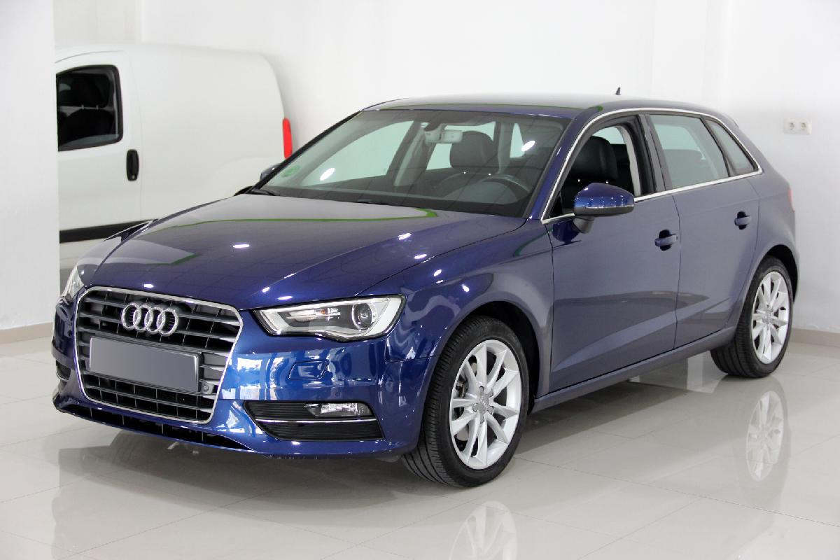 2016 Audi A3 A3 1.6 TDI CD Advanced coche de segunda mano