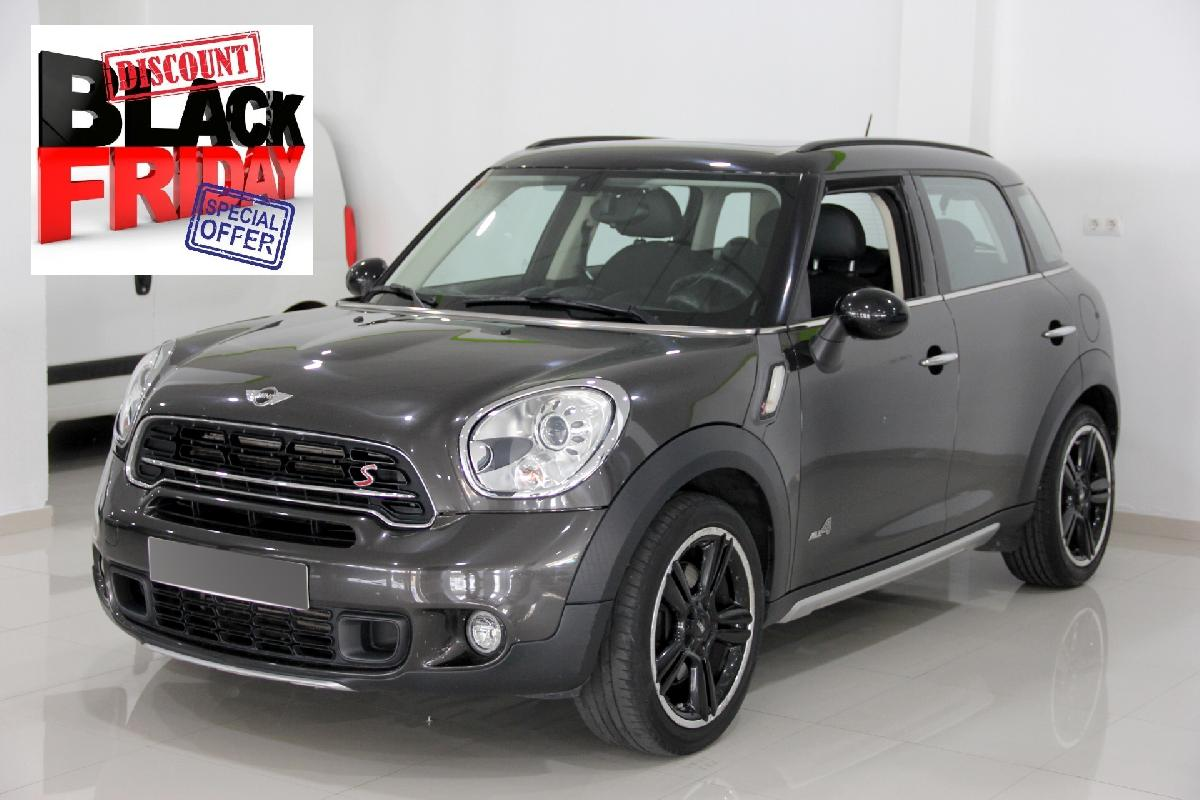 2015 MINI Countryman Countryman Cooper S ALL4 190 (R60) coche de segunda mano