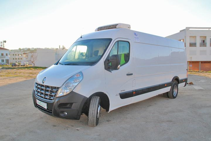 Renault Master 2.3 DCi 150cv Isotermo