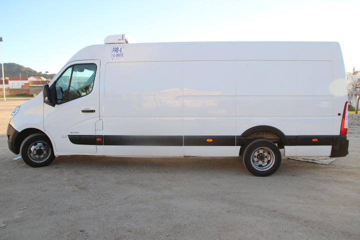 Renault-Master 2.3 DCi 150cv Isotermo