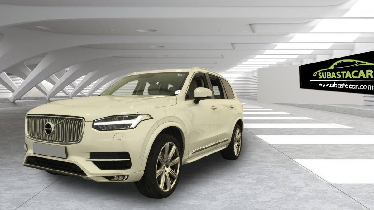 2016 Volvo XC90 XC 90 D5 Inscription AWD coche de segunda mano