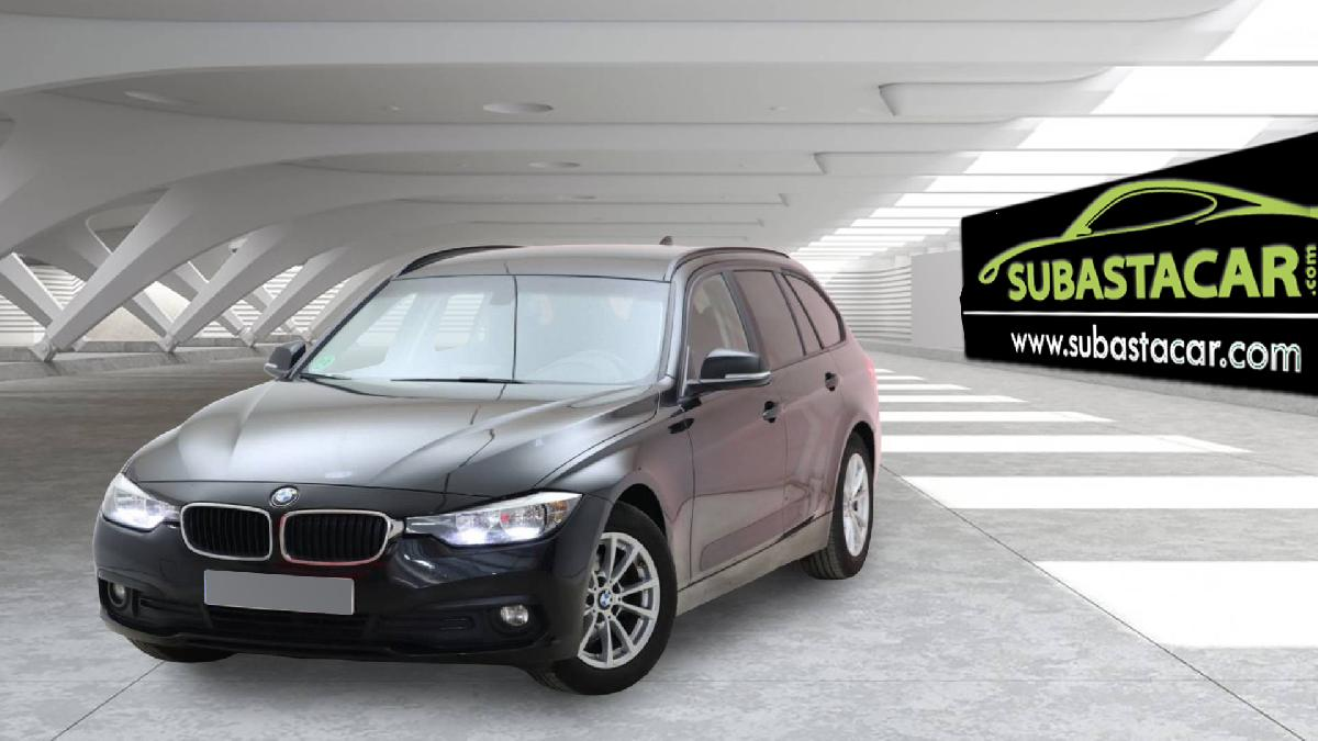 2015 BMW Serie 3 320 d Touring EfficientDynamics(F31) coche de segunda mano