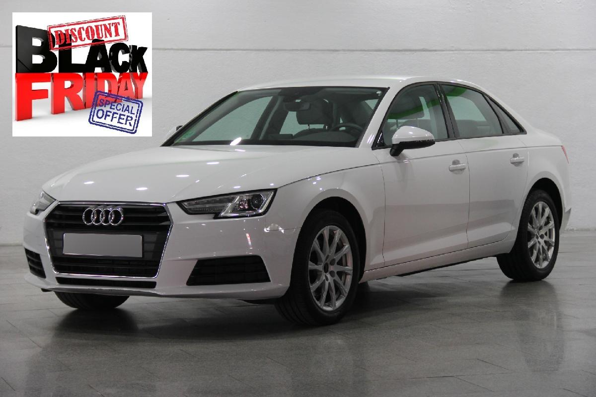 2016 Audi A4 A4 2.0 TDI Advanced edition 150 coche de segunda mano