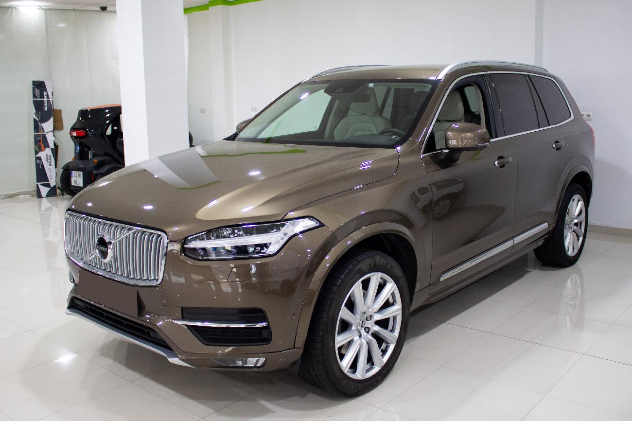 2016 Volvo XC90 XC 90 D5 Inscription AWD 235 coche de segunda mano