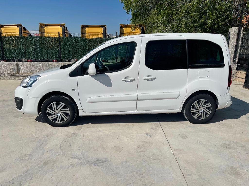 2016 Citroën Berlingo   Berlingo Multispace 1.6 BlueHDi Feel 100 coche de segunda mano