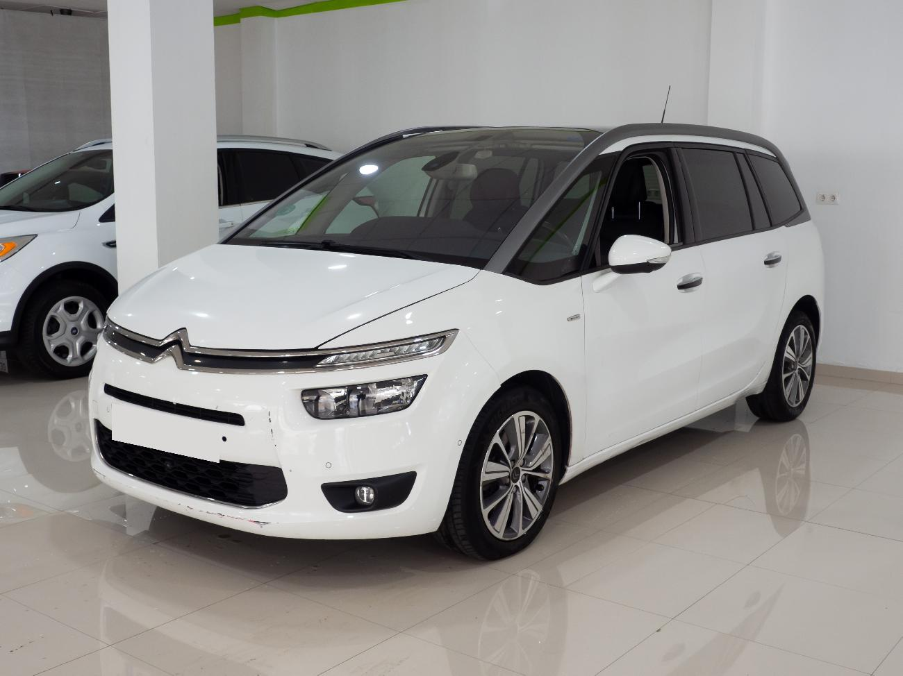 2016 Citroën Grand C4 Picasso Grand C4 Picasso BlueHDi 150cv EAT6 Exclusive coche de segunda mano